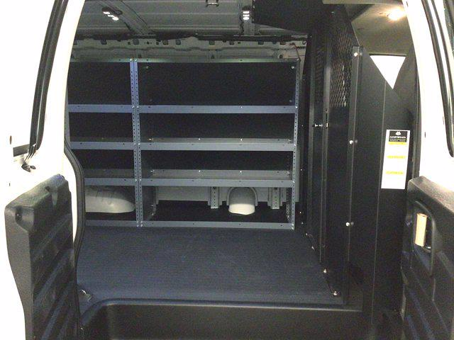 2021 Chevrolet Express 2500 4x2, Masterack General Service Upfitted Cargo Van #21C56T - photo 20