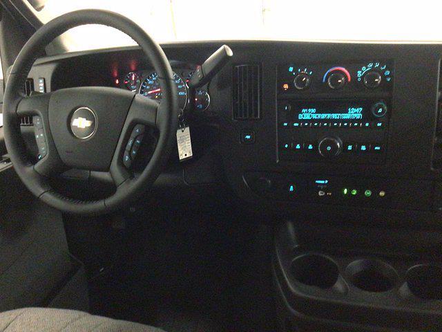 2021 Chevrolet Express 2500 4x2, Masterack General Service Upfitted Cargo Van #21C56T - photo 27