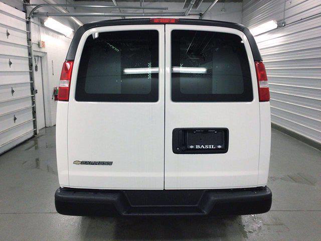 2021 Chevrolet Express 2500 4x2, Masterack General Service Upfitted Cargo Van #21C56T - photo 8