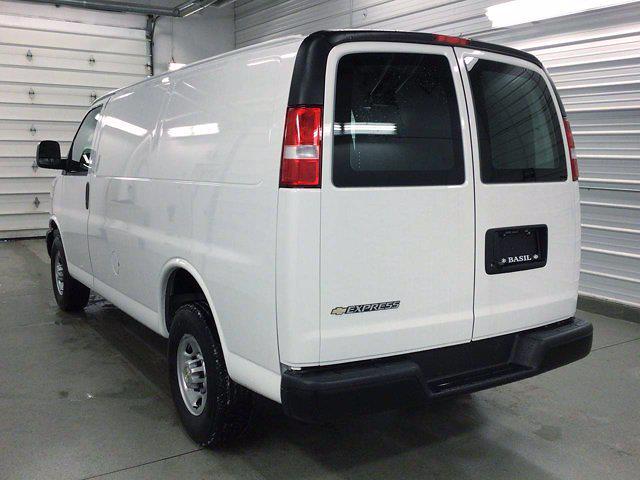 2021 Chevrolet Express 2500 4x2, Masterack General Service Upfitted Cargo Van #21C56T - photo 10