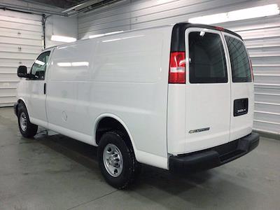 2021 Chevrolet Express 2500 4x2, Masterack General Service Upfitted Cargo Van #21C56T - photo 11