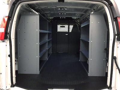 2021 Chevrolet Express 2500 4x2, Masterack General Service Upfitted Cargo Van #21C56T - photo 2