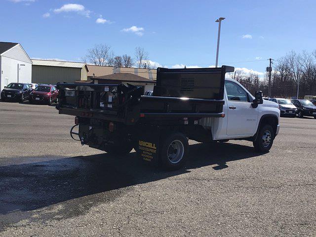 2021 Chevrolet Silverado 3500 Regular Cab AWD, Air-Flo Dump Body #21C62T - photo 1
