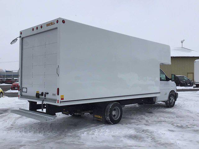 2021 Chevrolet Express 4500 DRW 4x2, Cutaway Van #21C67T - photo 1