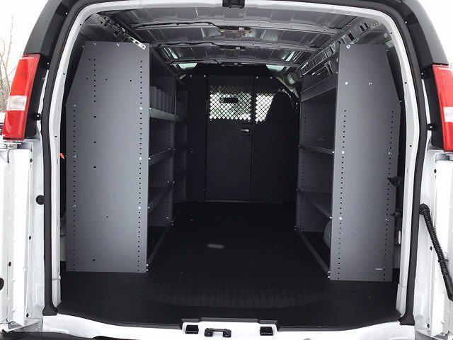 2021 Chevrolet Express 2500 4x2, Masterack Upfitted Cargo Van #21C70T - photo 1