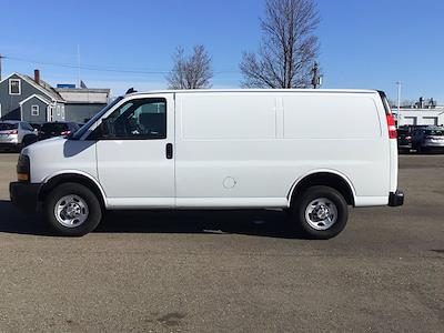2021 Chevrolet Express 2500 4x2, Masterack General Service Upfitted Cargo Van #21C71T - photo 11