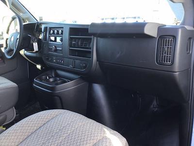 2021 Chevrolet Express 2500 4x2, Masterack General Service Upfitted Cargo Van #21C71T - photo 17