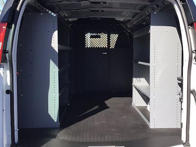 2021 Chevrolet Express 2500 4x2, Masterack General Service Upfitted Cargo Van #21C71T - photo 2
