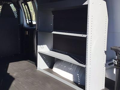 2021 Chevrolet Express 2500 4x2, Masterack General Service Upfitted Cargo Van #21C71T - photo 20