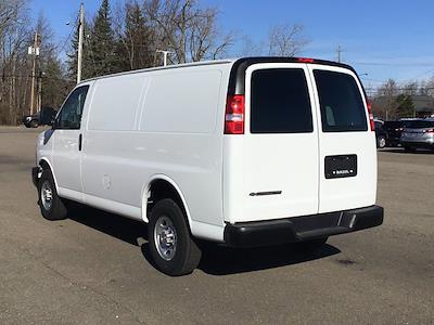 2021 Chevrolet Express 2500 4x2, Masterack General Service Upfitted Cargo Van #21C71T - photo 10