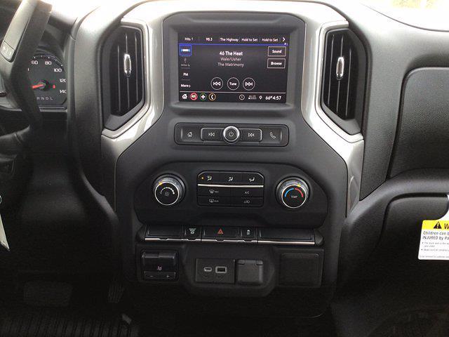 2021 Chevrolet Silverado 3500 Crew Cab AWD, Reading Steel Stake Bed #21C83T - photo 22