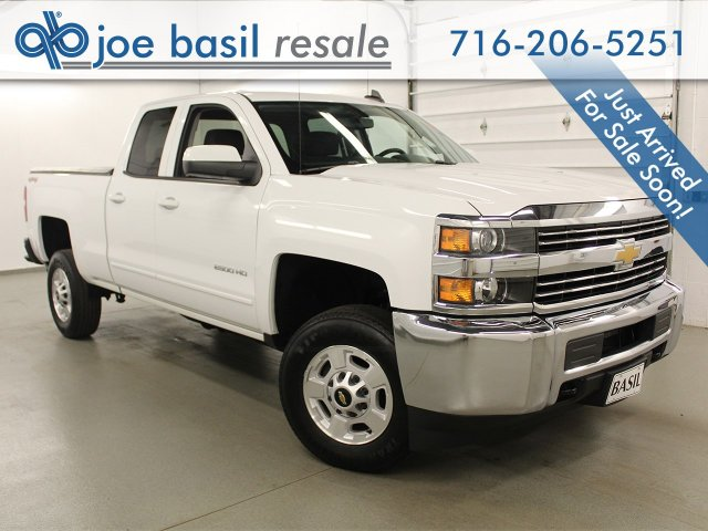 2015 Silverado 2500 Double Cab 4x4,  Pickup #C3324TU - photo 1