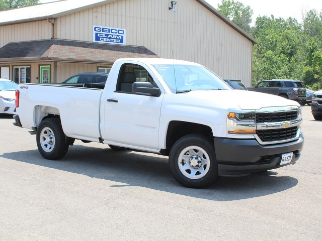 2018 Silverado 1500 Regular Cab 4x4,  Pickup #C3617TD - photo 28