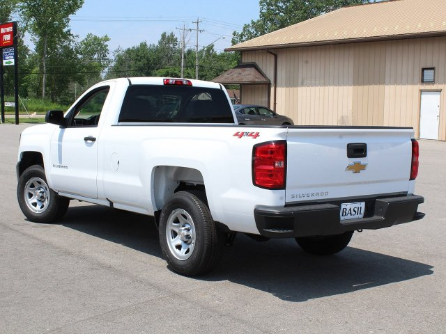 2018 Silverado 1500 Regular Cab 4x4,  Pickup #C3617TD - photo 8