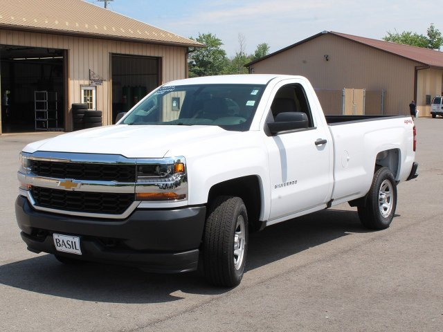 2018 Silverado 1500 Regular Cab 4x4,  Pickup #C3618TD - photo 9