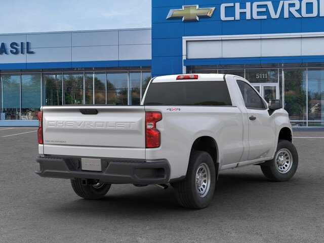 2019 Silverado 1500 Regular Cab 4x4,  Pickup #D3854T - photo 1