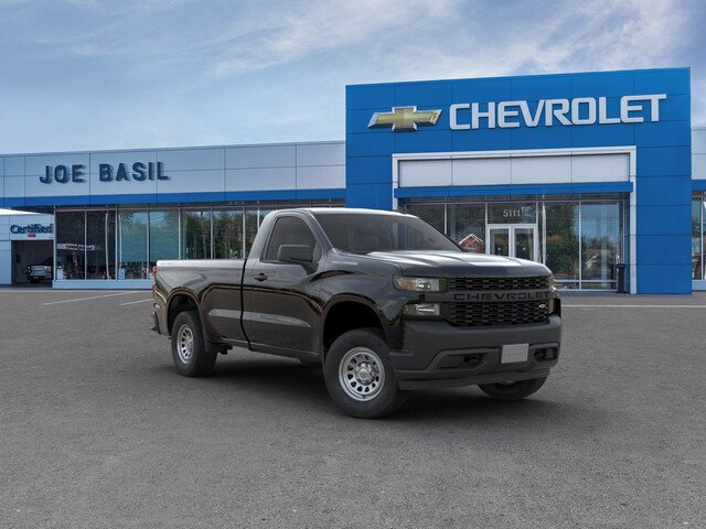 2019 Silverado 1500 Regular Cab 4x4,  Pickup #D3886T - photo 1