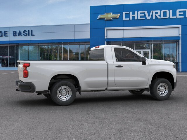 2019 Silverado 1500 Regular Cab 4x2, Pickup #D3887T - photo 5