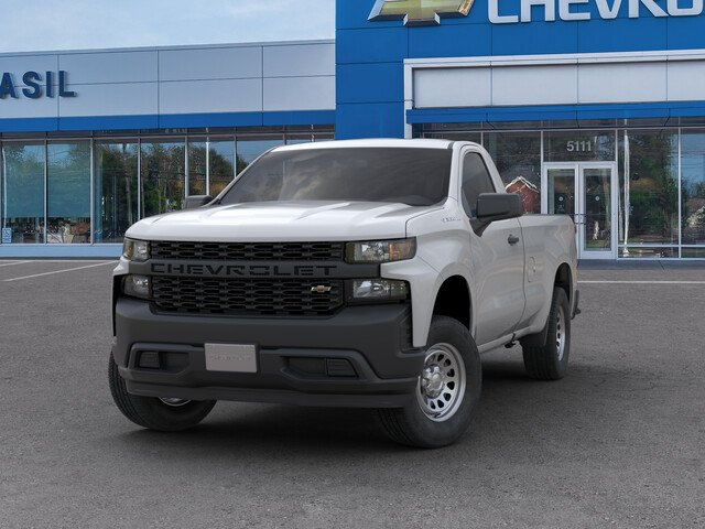 2019 Silverado 1500 Regular Cab 4x2, Pickup #D3887T - photo 6