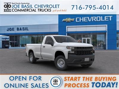 2019 Silverado 1500 Regular Cab 4x2, Pickup #D3887T - photo 1