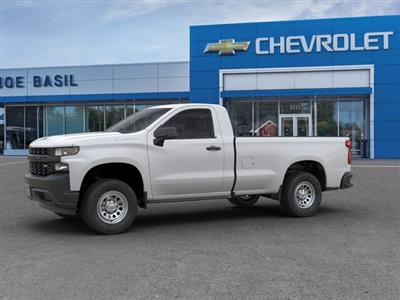 2019 Silverado 1500 Regular Cab 4x2, Pickup #D3887T - photo 3