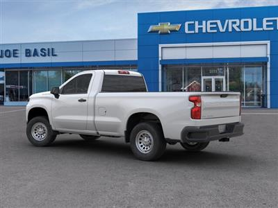 2019 Silverado 1500 Regular Cab 4x2, Pickup #D3887T - photo 4