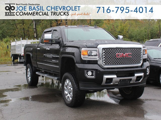 2016 Sierra 2500 Crew Cab 4x4, Pickup #D4040TDE - photo 1