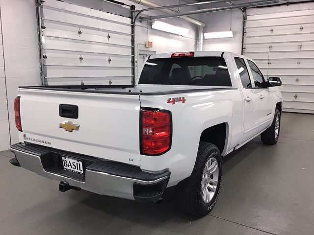 2018 Chevrolet Silverado 1500 Double Cab 4x4, Pickup #E2266TU - photo 1