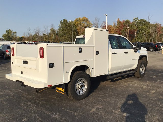 2020 Chevrolet Silverado 3500 Double Cab 4x4, Knapheide Service Body #FB343 - photo 1