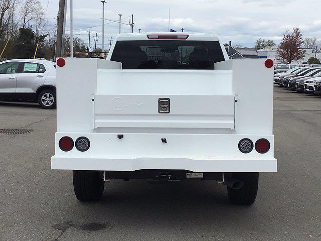 2021 Chevrolet Silverado 2500 Double Cab 4x4, Warner Select Pro Service Body #FC263 - photo 7