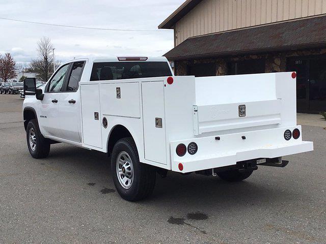2021 Chevrolet Silverado 2500 Double Cab 4x4, Warner Select Pro Service Body #FC263 - photo 9