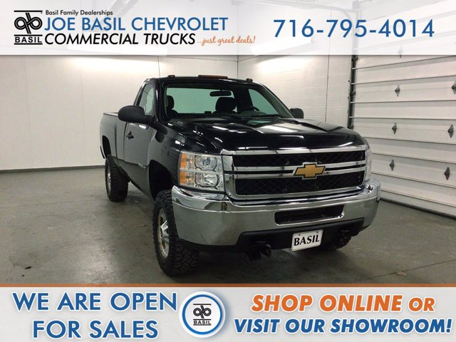 2014 Chevrolet Silverado 2500 Regular Cab 4x4, Pickup #FC68A - photo 1