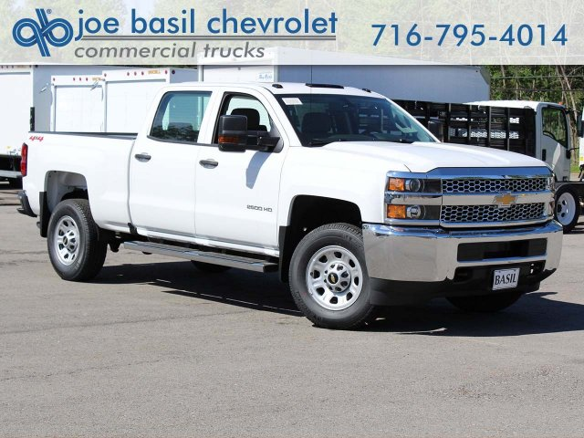 2019 Silverado 2500 Crew Cab 4x4,  Pickup #FY358 - photo 1
