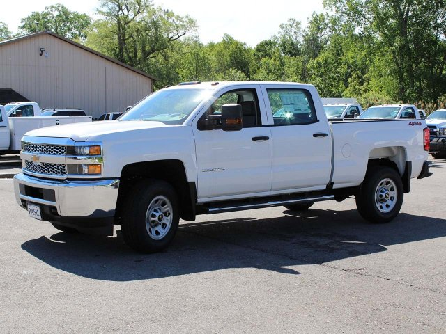 2019 Silverado 2500 Crew Cab 4x4,  Pickup #FY358 - photo 3