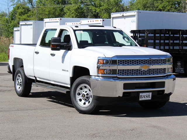 2019 Silverado 2500 Crew Cab 4x4,  Pickup #FY358 - photo 7