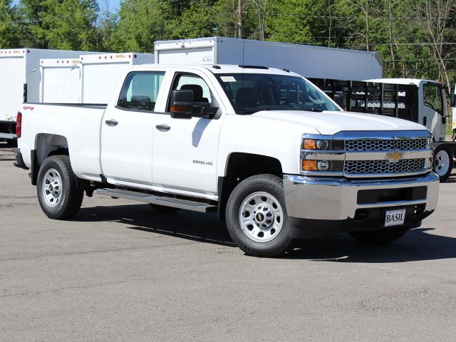 2019 Silverado 2500 Crew Cab 4x4,  Pickup #FY358 - photo 9