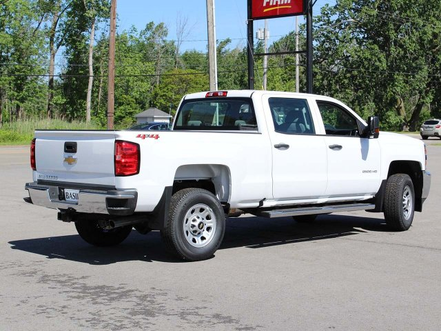 2019 Silverado 2500 Crew Cab 4x4,  Pickup #FY358 - photo 2