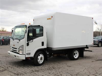 2017 LCF 4500 Regular Cab 4x2,  Unicell Cutaway Van #H2695 - photo 10