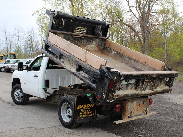 2014 Silverado 3500 Regular Cab 4x4,  Dump Body #H2761 - photo 11