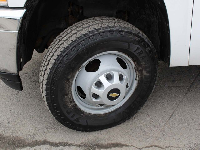 2014 Silverado 3500 Regular Cab 4x4,  Dump Body #H2761 - photo 12