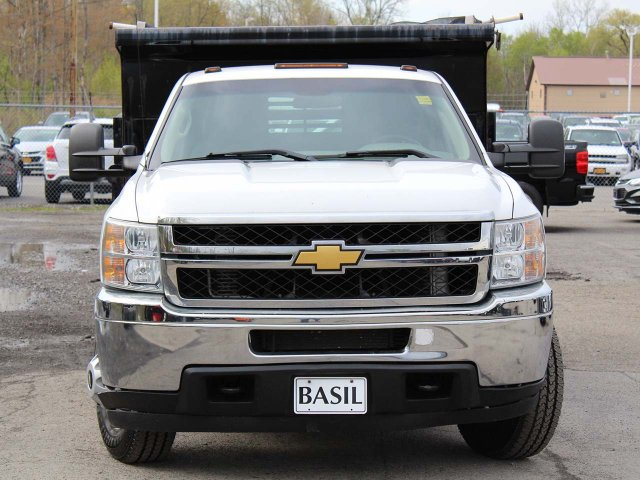 2014 Silverado 3500 Regular Cab 4x4,  Dump Body #H2761 - photo 5