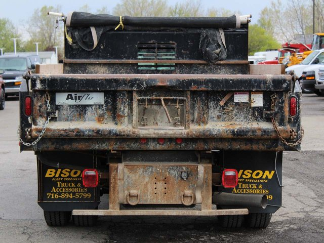 2014 Silverado 3500 Regular Cab 4x4,  Dump Body #H2761 - photo 6