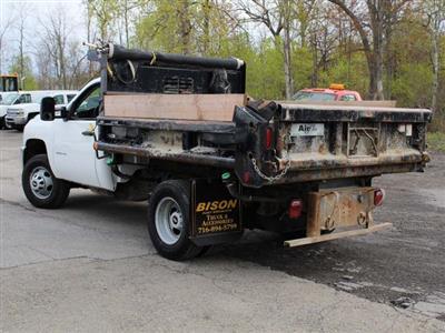 2014 Silverado 3500 Regular Cab 4x4,  Dump Body #H2761 - photo 7