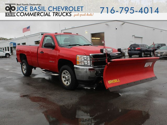2013 Silverado 2500 Regular Cab 4x4,  Pickup #H3016A - photo 1