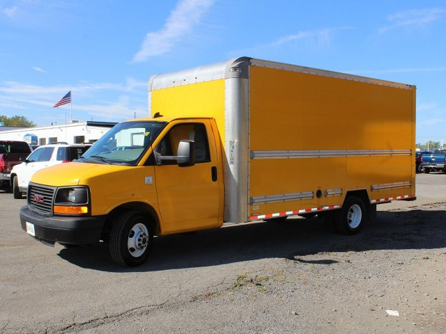 2016 Savana 3500 4x2, Cutaway Van #H3030 - photo 1