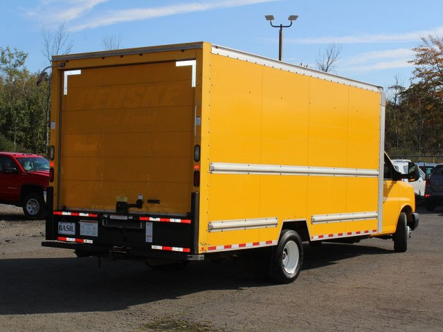 2016 Savana 3500 4x2, Cutaway Van #H3038 - photo 1