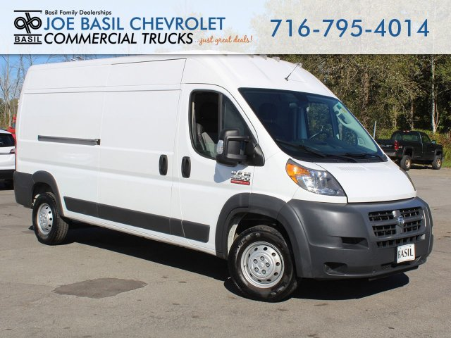 2018 ProMaster 2500 High Roof FWD,  Empty Cargo Van #H3063 - photo 1