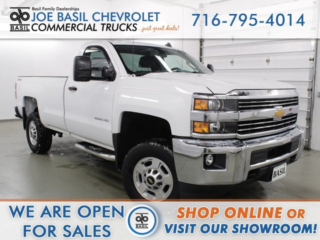 2015 Chevrolet Silverado 2500 Regular Cab 4x4, Pickup #H3271A - photo 1