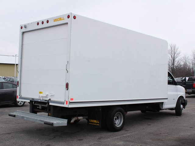 2019 Savana 3500 4x2, Cutaway Van #H3413 - photo 1
