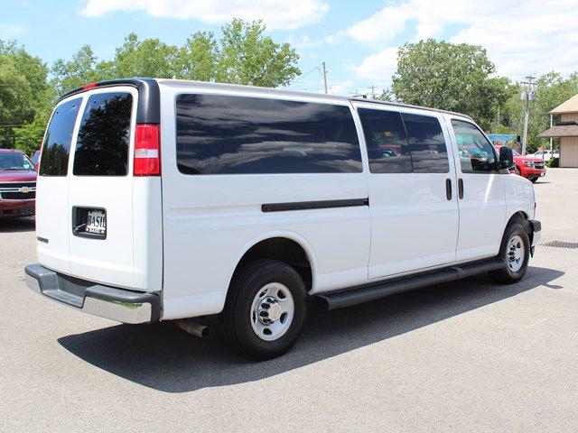 2019 Chevrolet Express 3500 RWD, Passenger Wagon #H3560 - photo 1